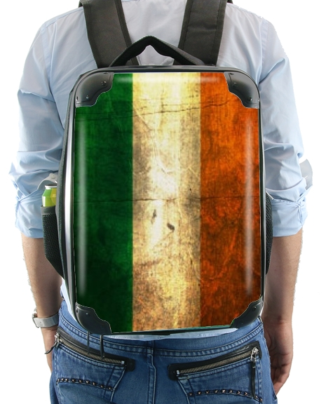 Flag Italy Vintage for Backpack