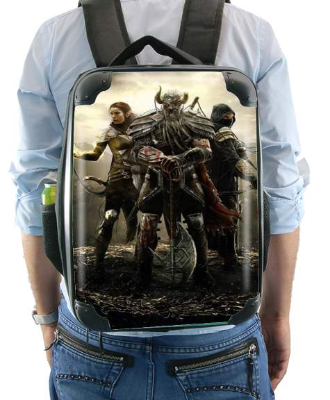 Elder Scrolls Knight for Backpack