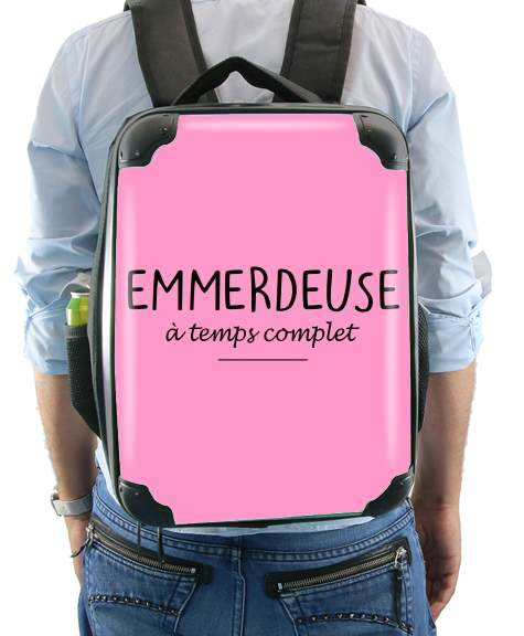 Emmerdeuse a temps complet for Backpack