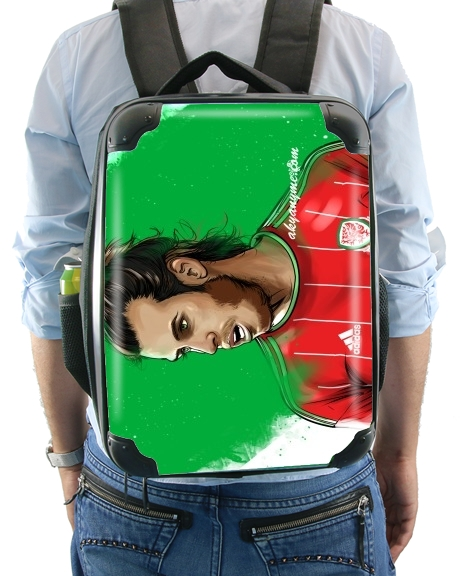 Euro Wales for Backpack