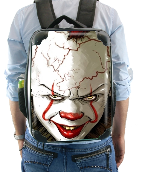 Evil Clown  for Backpack