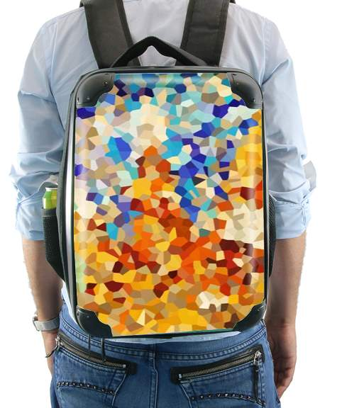 Explosion of color for Backpack