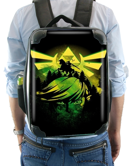 Face of Hero of time for Backpack