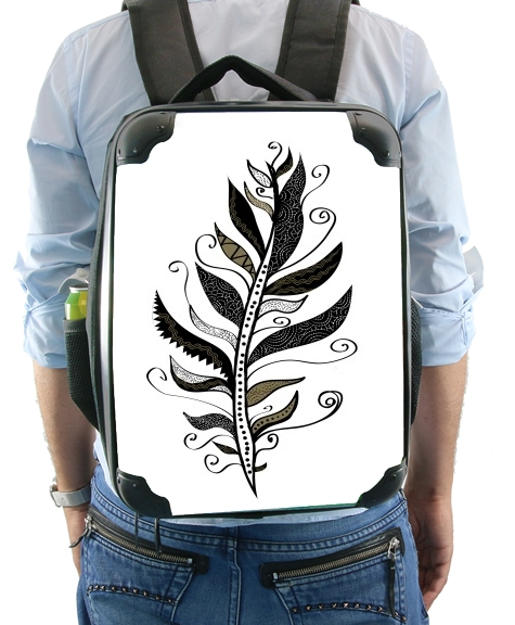 Feather minimalist for Backpack