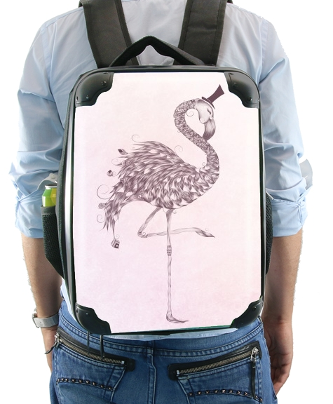 Flamingo for Backpack