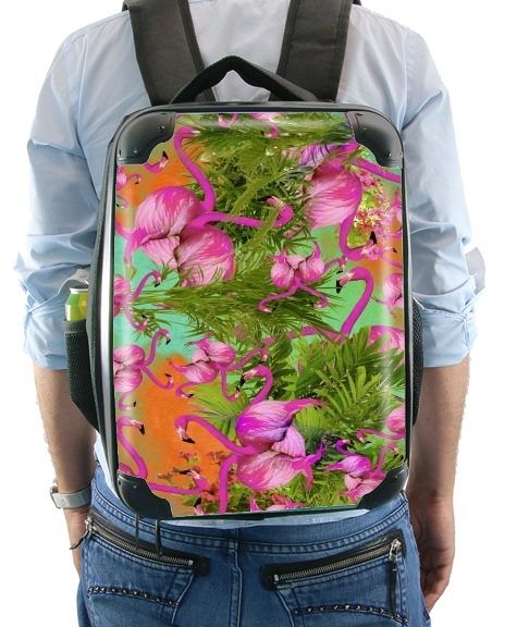 Flamingos for Backpack