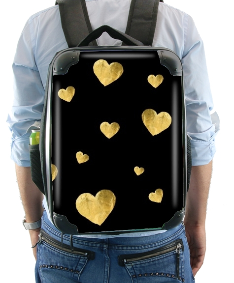 Floating Hearts for Backpack