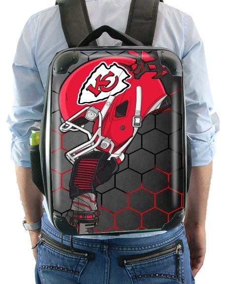 Football Helmets Kansas City for Backpack