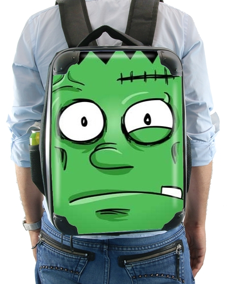 Frankenstein Face for Backpack