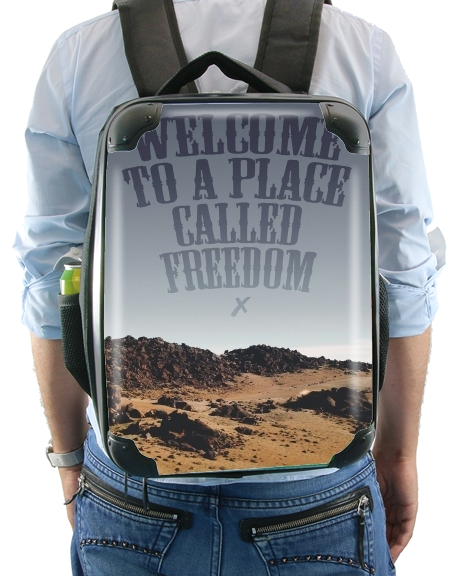 Freedom for Backpack