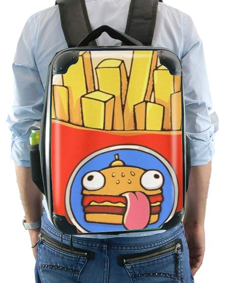French Fries by Fortnite for Backpack