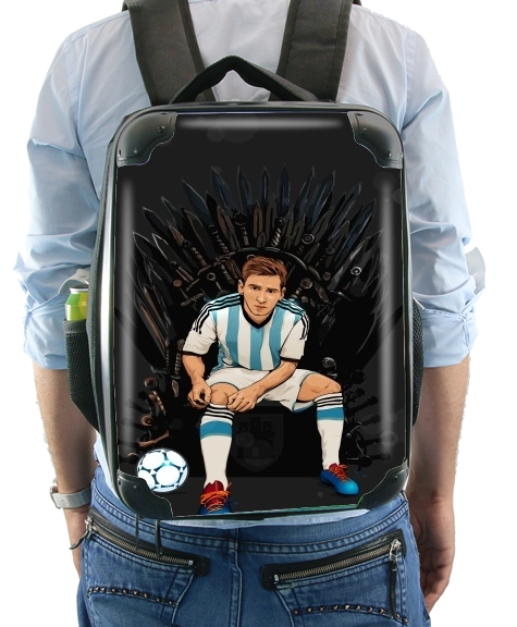 Game of Thrones: King Lionel Messi - House Catalunya for Backpack