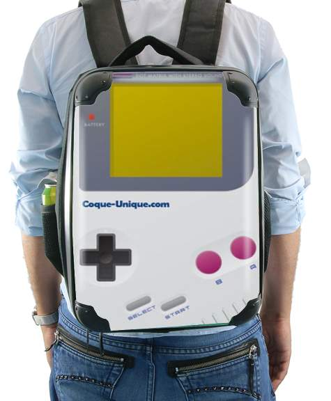 GameBoy Style for Backpack