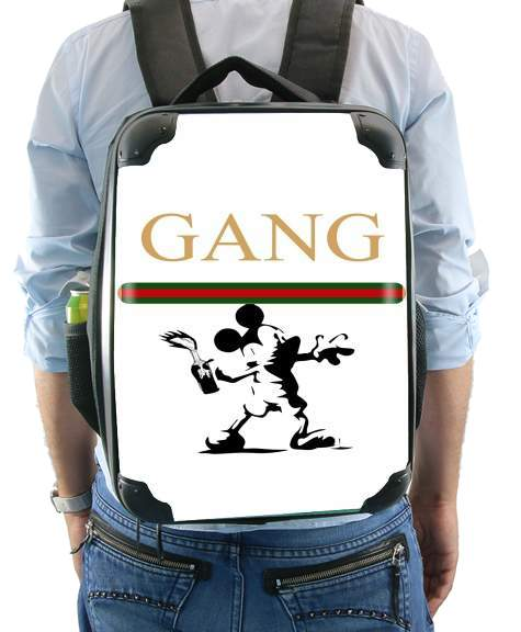 Gang Mouse for Backpack
