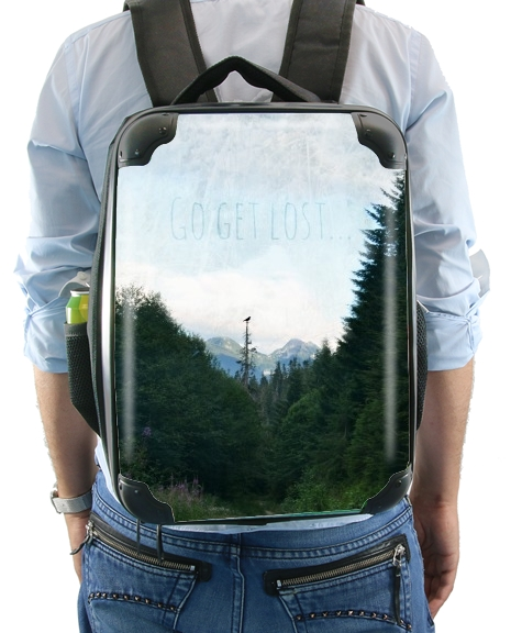 Go Get Lost for Backpack