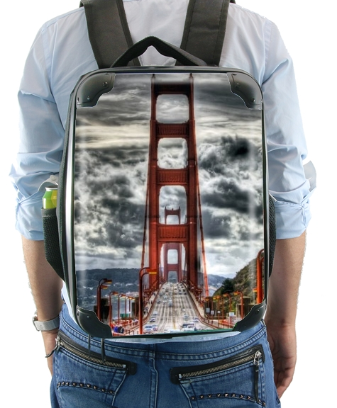 Golden Gate San Francisco for Backpack