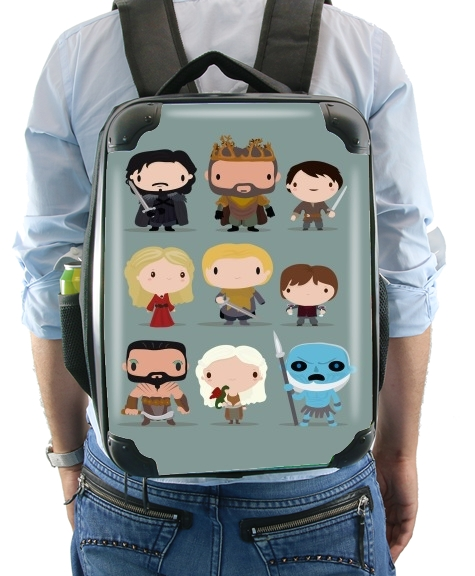 Got characters for Backpack