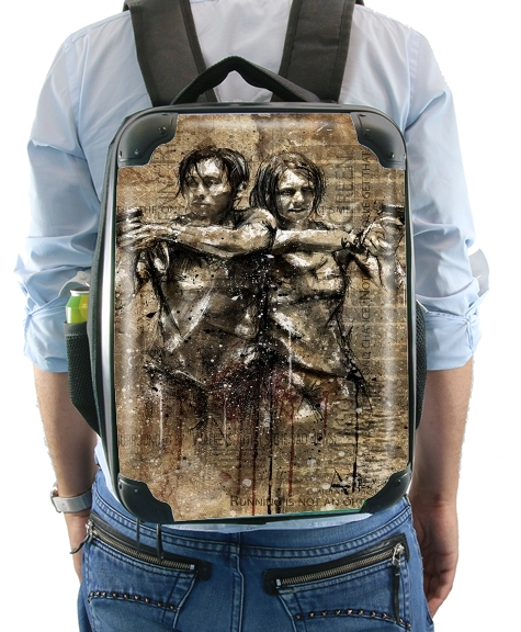 Grunge Glenn & Maggie for Backpack