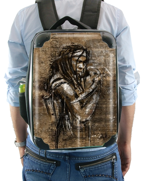 Grunge Michonne  for Backpack