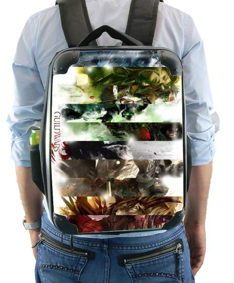 Guild Wars 2 All classes art for Backpack