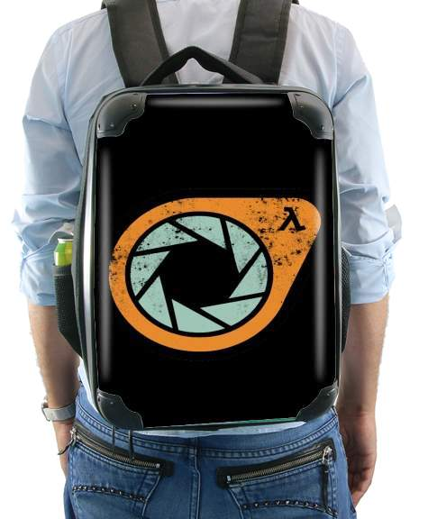 Half Life Symbol for Backpack