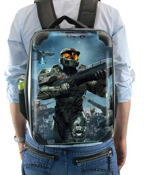Halo War Game for Backpack