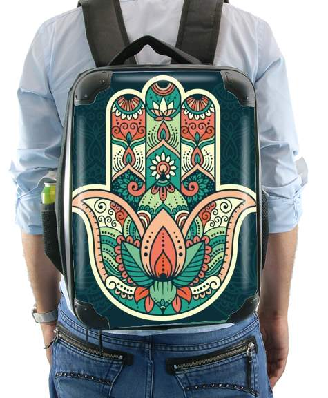 Hamsa Hand for Backpack