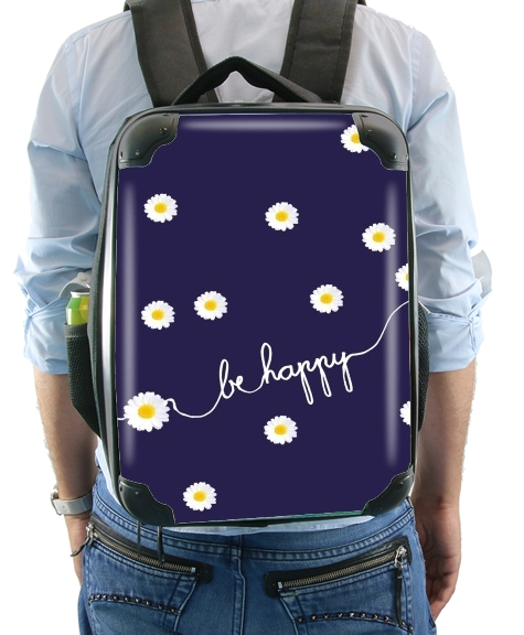 Happy Daisy for Backpack
