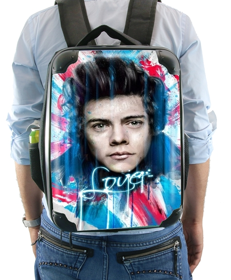 Harry Painting for Backpack