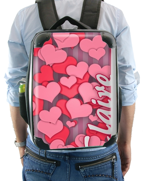 Heart Love - Claire for Backpack