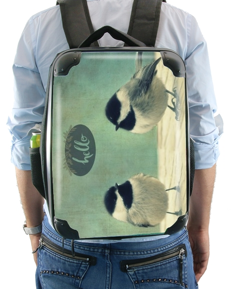 Hello Birds for Backpack