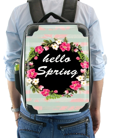 HELLO SPRING for Backpack