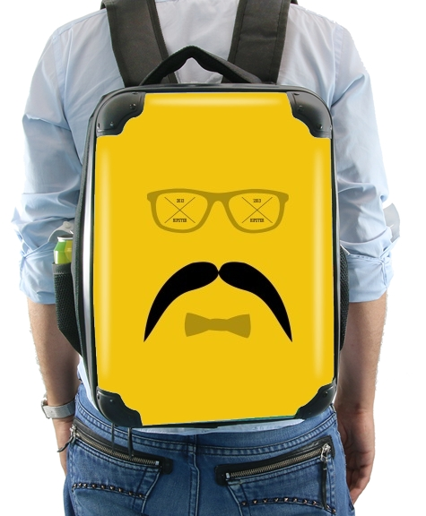 Hipster Face 2 for Backpack