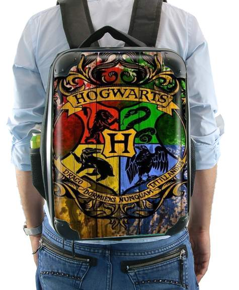 Hogwarts Poudlard for Backpack