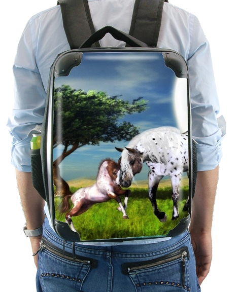 Horses Love Forever for Backpack