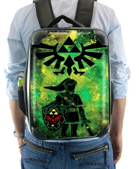 Hyrule Art for Backpack