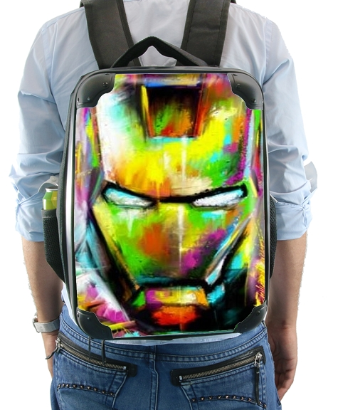 I am The Iron Man for Backpack