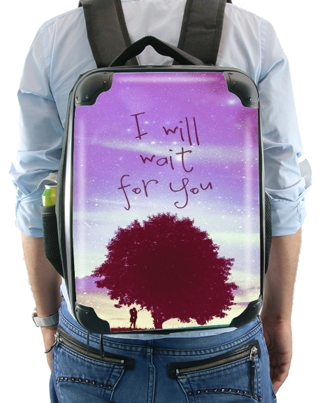 I Will Wait for You for Backpack