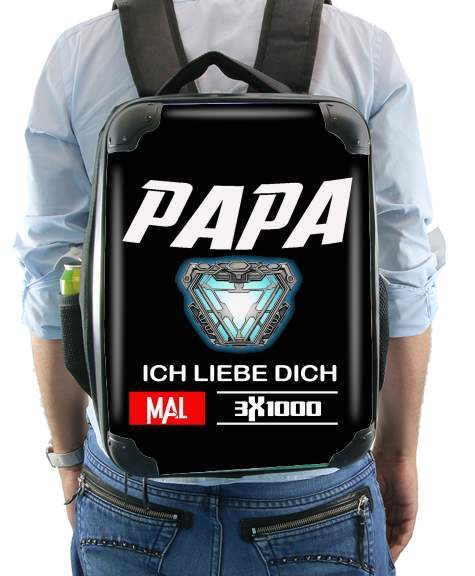 Ich liebe dich mal 3000 Endgame 3x1000 for Backpack