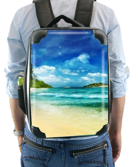 Paradise Island for Backpack