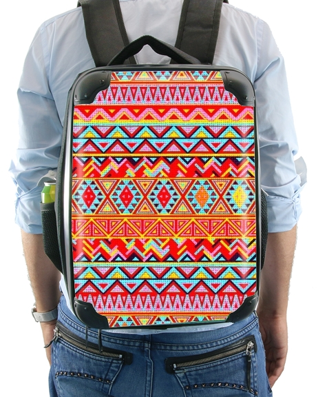 India Style Pattern (Multicolor) for Backpack