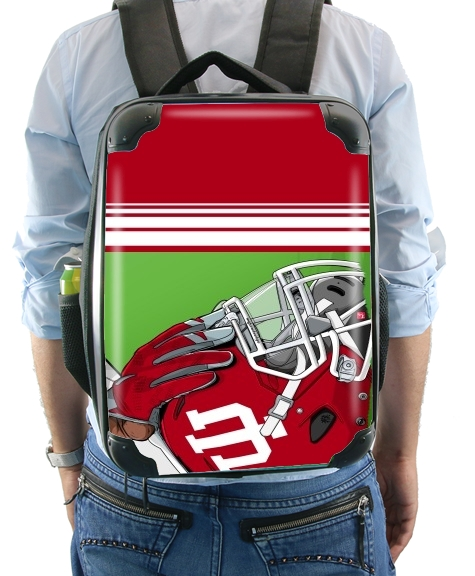 Indiana College Football for Backpack