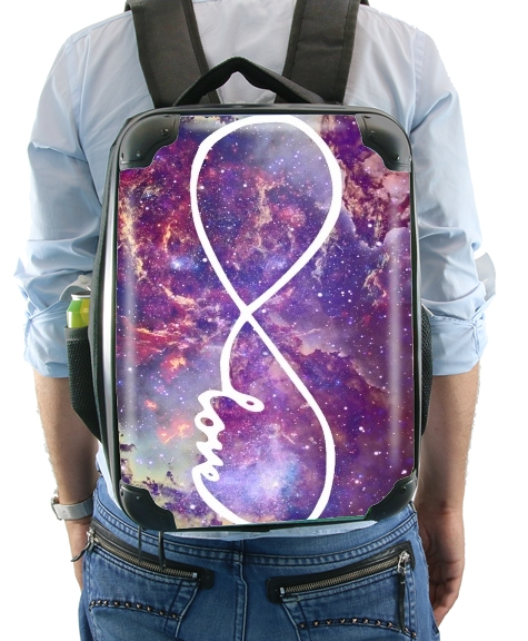 Infinity Love Galaxy for Backpack