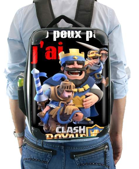 Inspired By Clash Royale for Backpack