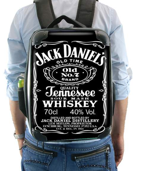 Jack Daniels Fan Design for Backpack