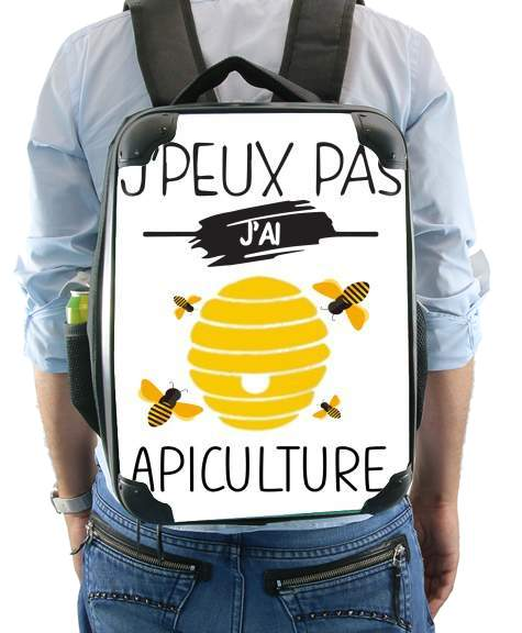 Je peux pas j ai apiculture for Backpack