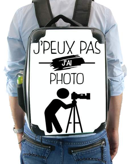 Je peux pas j ai photo for Backpack