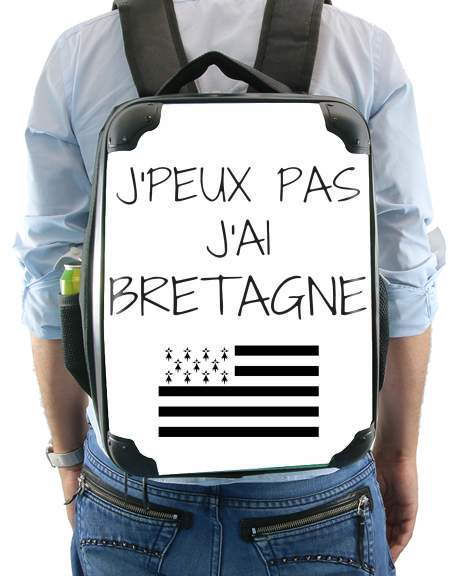 Je peux pas jai bretagne for Backpack