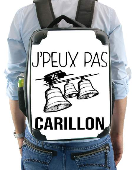 Je peux pas jai carillon for Backpack