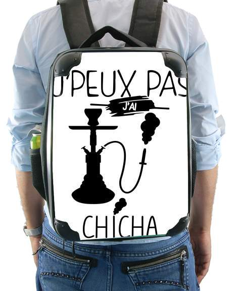 Je peux pas jai chicha for Backpack